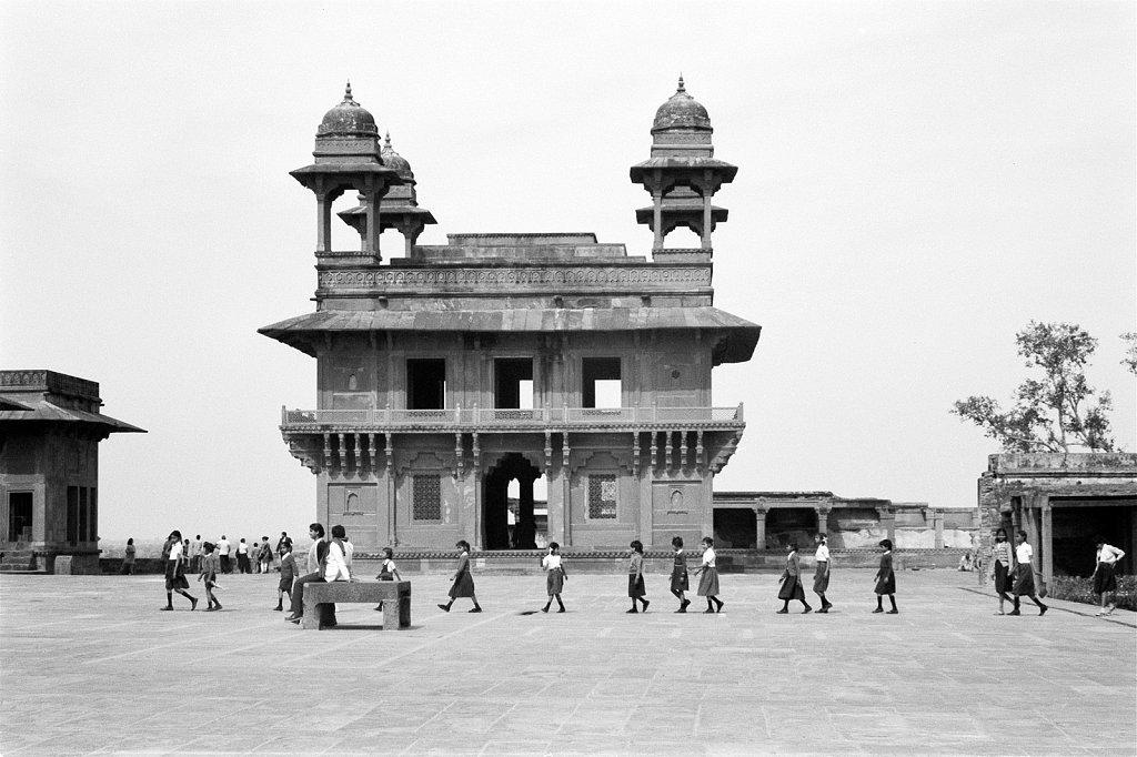 Miriam Reik Photographer - Fatephur Sikri India