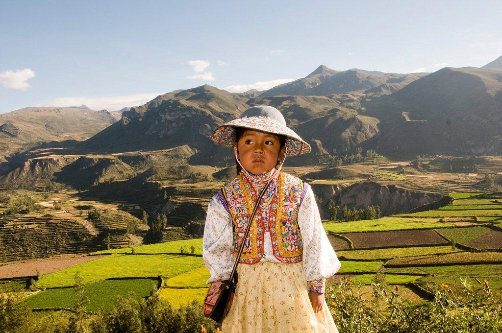 Miriam Reik Photographer - Peru Colca Canyon